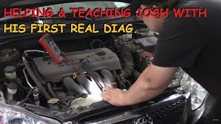 Download Helping & Teaching Josh Through His First Basic Diag. Mp3 and Videos