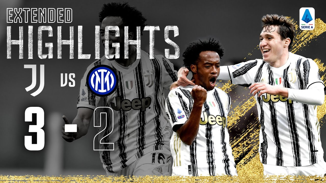 Download Juventus 3-2 Inter | Cuadrado Secures Derby Victory with Late Penalty! | EXTENDED Highlights