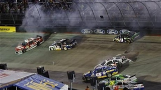 Best NASCAR Crashes at Bristol