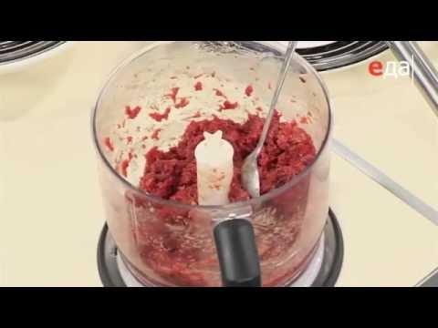 Как мариновать говядину для гамбургера мастер-класс от шеф-повара / Илья Лазерсон