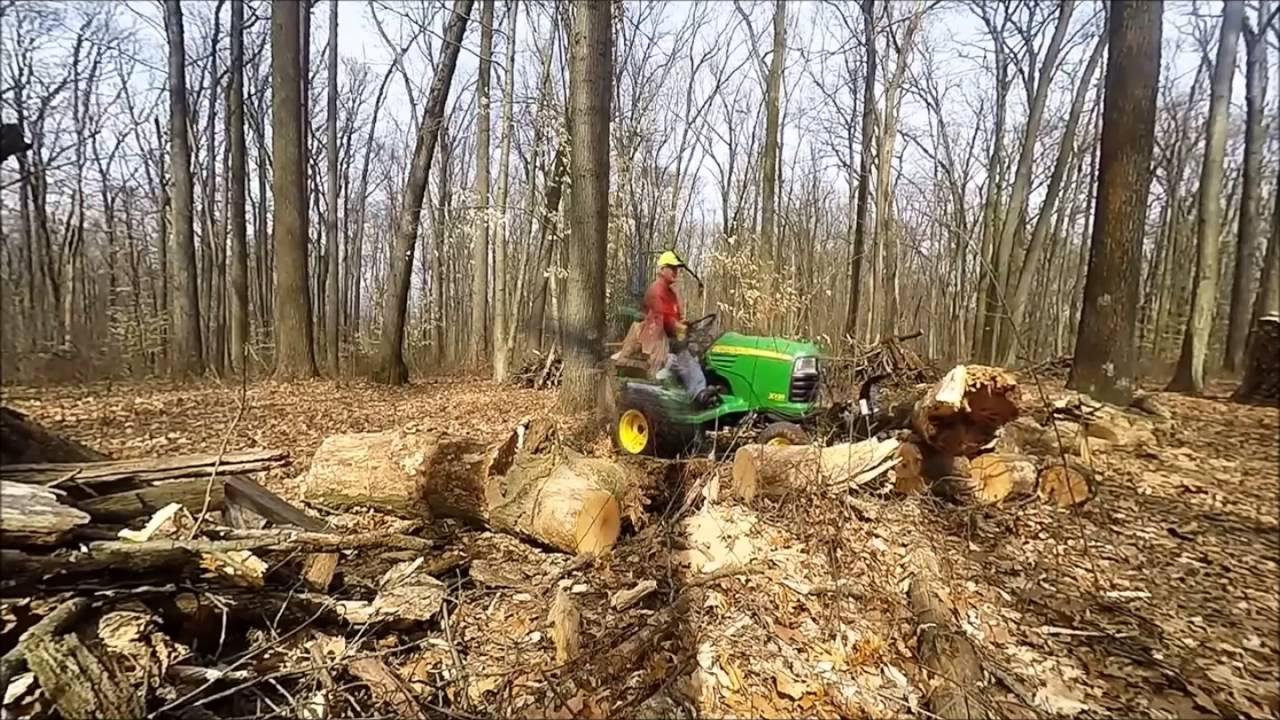 QUICK HITCH GRAPPLE BY INNOVATIVE TRACTOR ATTACHMENTS, LLC - YouTube