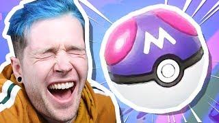 WE GOT THE MASTER BALL! | Pokemon Let