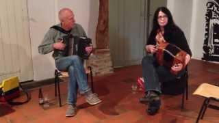 Veldlhoven 2013 - Frans van der Aa en Myriam Leforestier spelen samen in Veldhoven