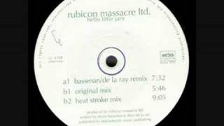 Rubicon Massacre Ltd. - Hello Little Jam (Bassman/De La Ray Remix)