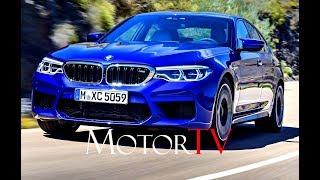 2018 BMW M5 XDRIVE 4.4 V8 600 HP  L DRIVING SCENES L CLIP