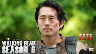 The Walking Dead Season 6 Episode 7 - Glenn's Fate Finally Officially Revealed!