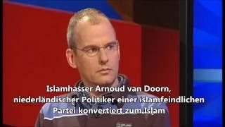 Islamhassender Poltiker wird gläubiger Muslim - Islamhasser geschockt!