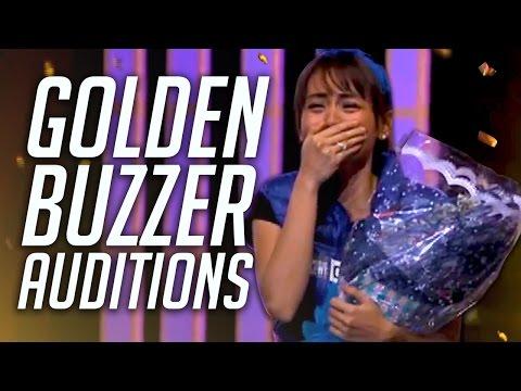 Golden Buzzer Moments On Got Talent 2016   Pilipinas Got Talent Season 5