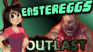 Easter Eggs - OUTLAST (Evil Dead 2, Red Barrels, and Names Everywhere)