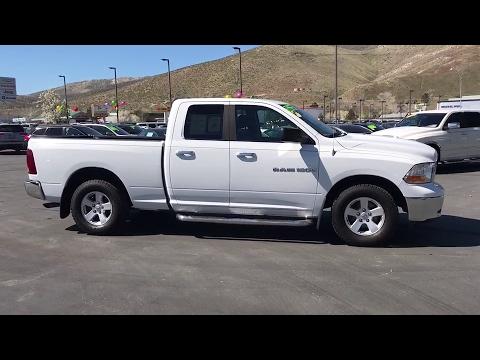 2011 Dodge Ram 1500 Carson City, Dayton, Reno, Lake Tahoe, Carson valley, Northern Nevada, NV 17T717