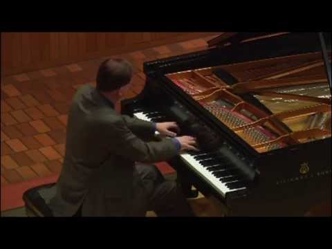 Christopher Atzinger, Piano - Dvořák  Humoresque, Op. 101, No. 1