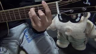 所さんの曲を歌ってみました。 ギター初心者です。 所さんファンです。