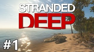 Stranded Deep - The Crab Man - PART #1