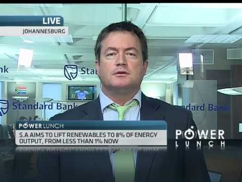 Standard Bank ICBC to Finance Renewable Energy Projects