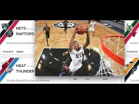 Top NBA Underdog Pick Brooklyn Nets vs Toronto 3/23/18 Friday Basketball
