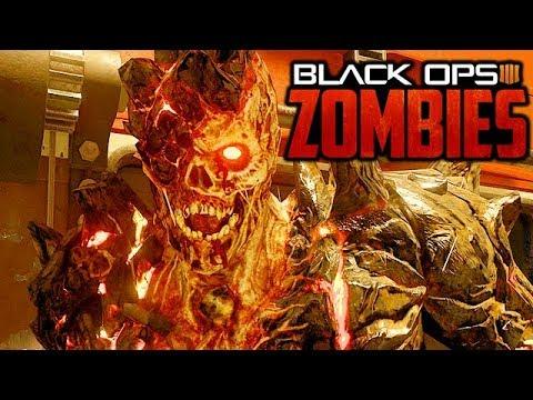 CALL OF DUTY BLACK OPS 4 Zombie Mode Gameplay - Voyage of Despair