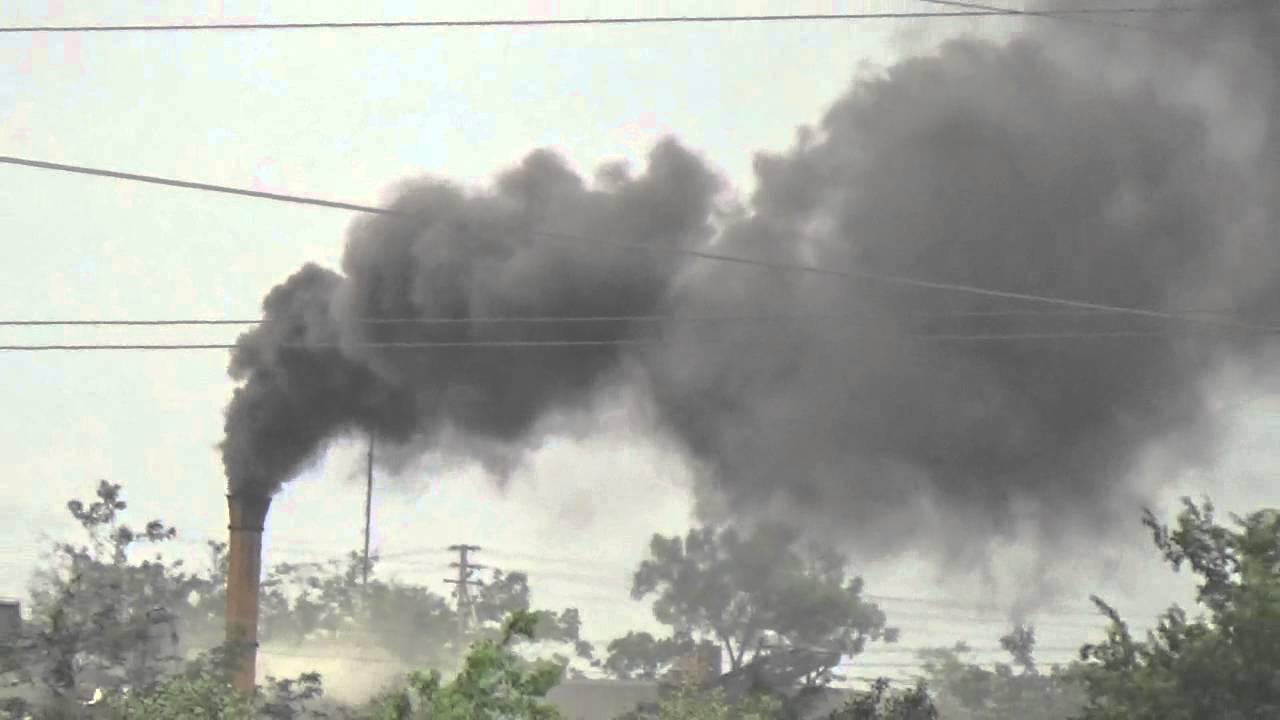 air pollution near amravati