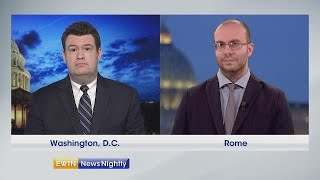 Background, breakdown of Peter's Pence collection - EWTN News Nightly thumbnail