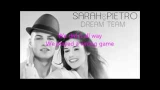Sarah & Pietro - Dream Team Karaoke