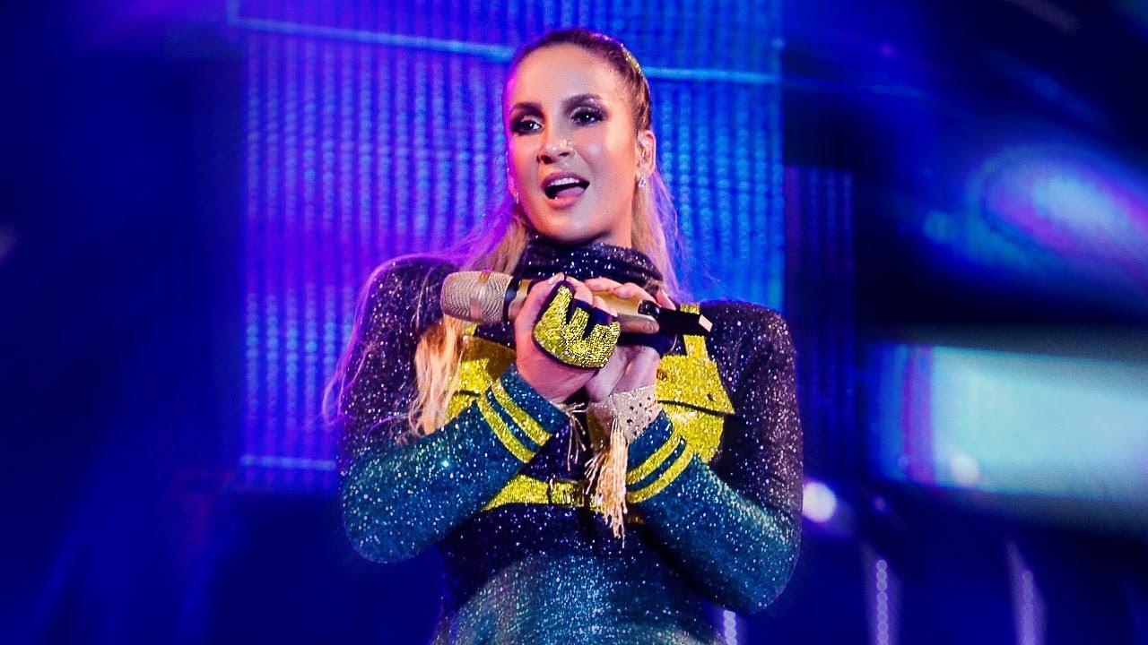 Let S Go Claudia Leitte Bandera Tour Ao Vivo Youtube