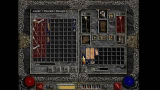 Diablo 2 LOD   Episode 16   Viper Claw Temple, Palace Harem and Cellars