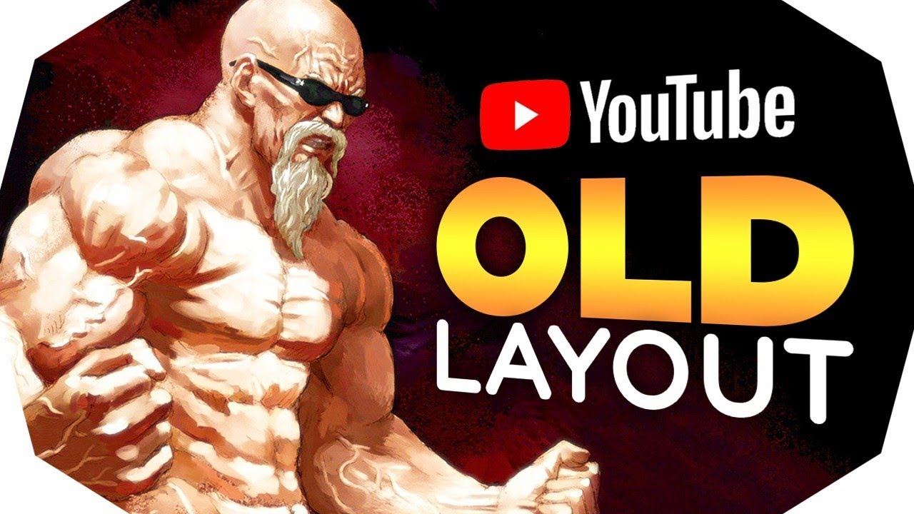 How To Get OLD YouTube Layout 2019 (Simple) 👴 How To Get Old YouTube  Layout Back 2019