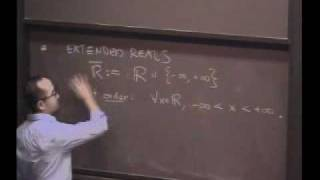Real Analysis, Lecture 5: Complex Numbers (1/8)