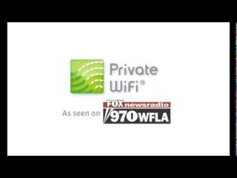 WiFi Security Chat with Tampa's 970 WFLA