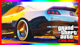 5 Krasse Modded Cars Selbstgemacht Gta 5 Online Solo Benny S