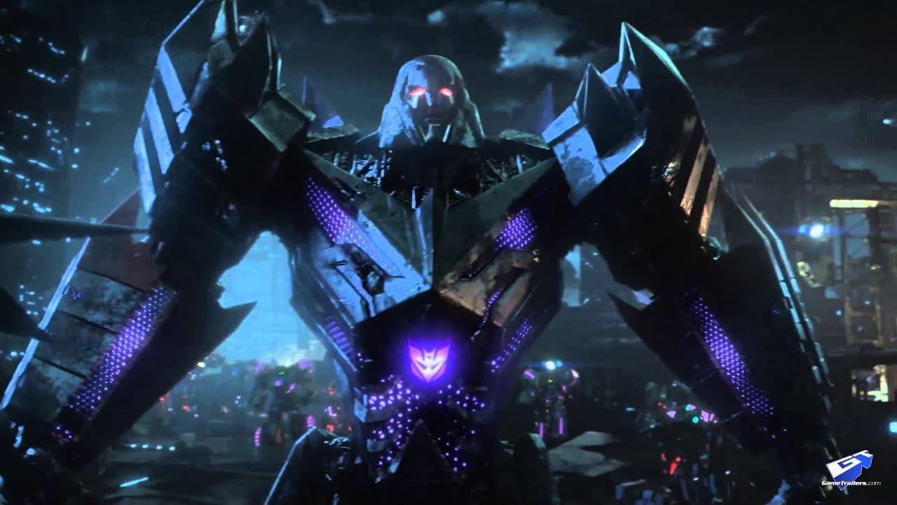 Transformers Fall Of Cybertron Wallpaper Hd Vga 2011 Transformers Fall Of Cybertron Exclusive Trailer