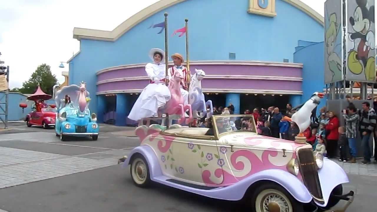 Disney Cars  Tour