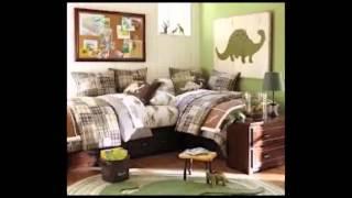 Dinosaur Bedding - Good Choice For Kids Room Decor