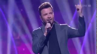 Gambar cover Westlife - Hello My Love Live from Dancing with The Stars Ireland 2019