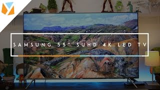 Samsung 55KS7000 SUHD 4K LED TV Review