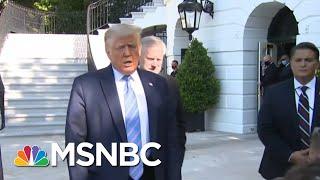 Manhattan D.A. Asks Court To Toss Trump's Tax Lawsuit | MSNBC