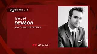 Seth Denson on WAJR - Foreign Markets and Rising Costs of Rx