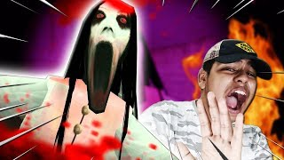 BHOOT AUNTY IS BACK (SCARIEST ANDROID GAME EVER) | Slendrina The Cellar Horror Game