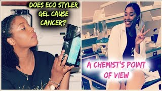 Does ECO Styler Gel Cause Cancer?? A Chemist Point of View!