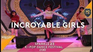2Nd Place (Rookie) Rovella at Sparkle 23th K-Pop Dance Festival 2018 [@neoskylight_media]