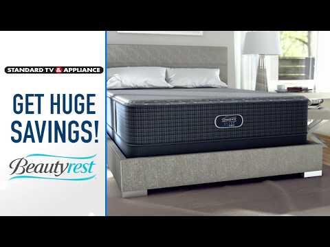 Beautyrest Mattress Spring Clean Sweep Sale 2019 - Standard TV & Appliance