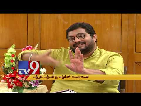 RGV on 'Lakshmi's NTR' : Mukha Mukhi with Jaffar - TV9 Exclusive