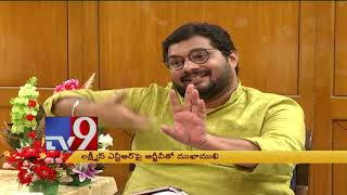 RGV on \'Lakshmi\'s NTR\' : Mukha Mukhi with Jaffar - TV9 Exclusive
