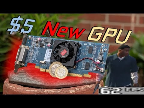 Buying AMDs CHEAPEST GPU!