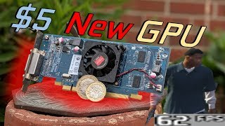 Buying AMDs CHEAPEST GPU!
