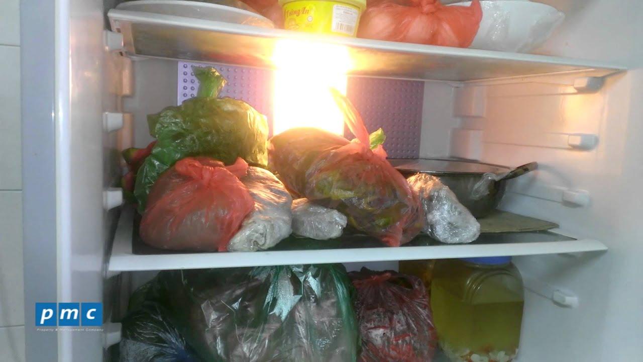 PMC – Hướng dẫn kiểm tra nguyên nhân tủ lạnh không mát
