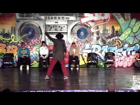 Waacking Prelim Part1 | 20170318 青年日 YPD 青年和平街舞大賽