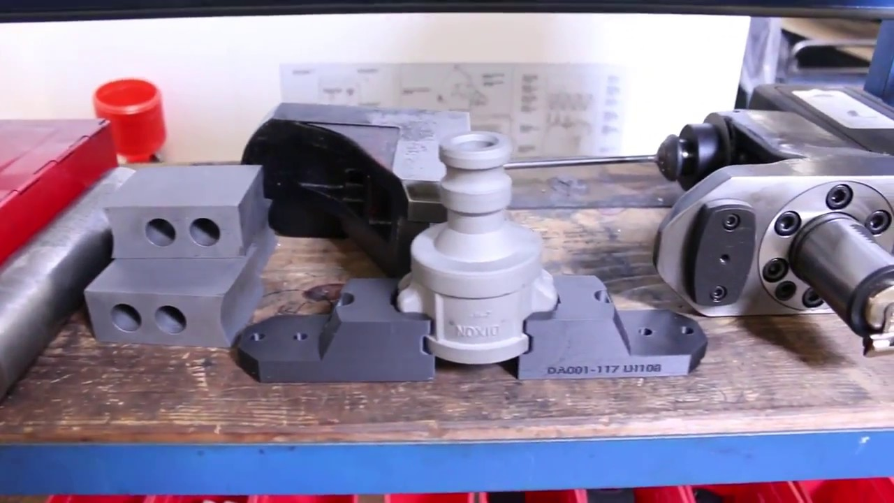 Dixon Valve - Printing End Use Parts with Markforged