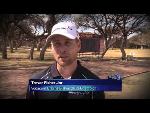 Trevor Fisher Jnr talks to us about his play-off win at the 2012 VOG Sishen