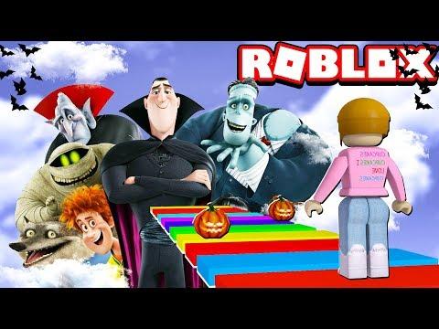 Roblox Escape Hotel Transylvania Obby!