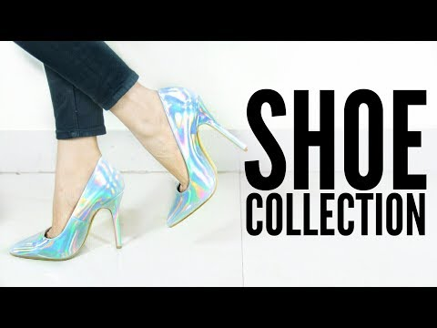 My Shoe Collection | Heels & Boots
